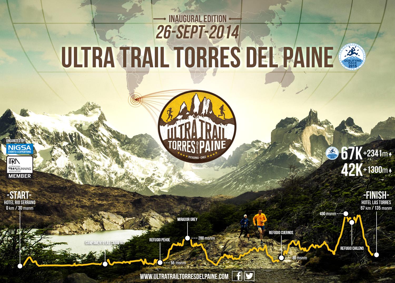 Ultra maraton Torres del Paine