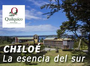 Hotel Parque Quilquico 2